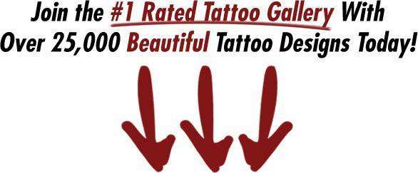 Join the #1 Rated Tattoo Gallery Today!