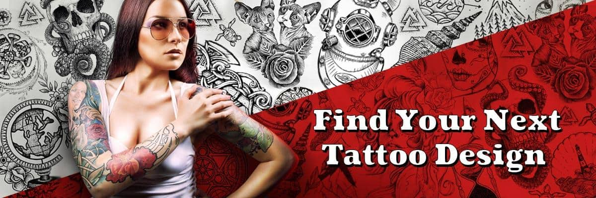 Find Your Next Tattoo Design on Miami Ink Tattoo Designs