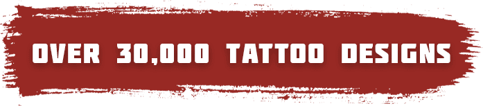 Over 30,000 Tattoo Designs