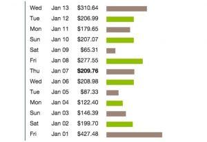 Clickbank Earning Summary